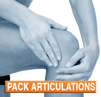 Pack articulations